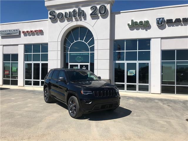 2021 Jeep Grand Cherokee Limited (Stk: 41059) in Humboldt - Image 1 of 12