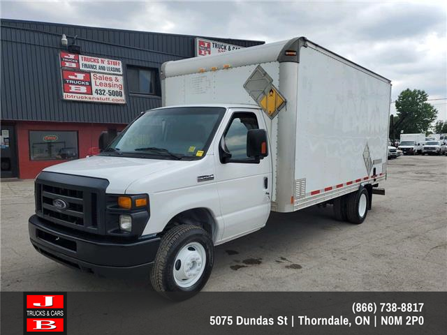 2016 Ford E-450 Cutaway Base (Stk: 6492) in Thordale - Image 1 of 5