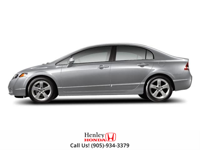 2010 Honda Civic 4dr Auto Sport (Stk: R10157A) in St. Catharines - Image 1 of 1