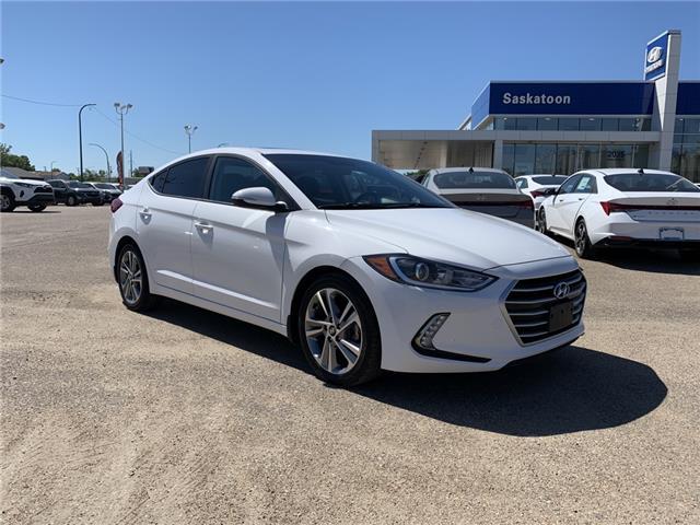 2017 Hyundai Elantra GLS (Stk: B7955) in Saskatoon - Image 1 of 12