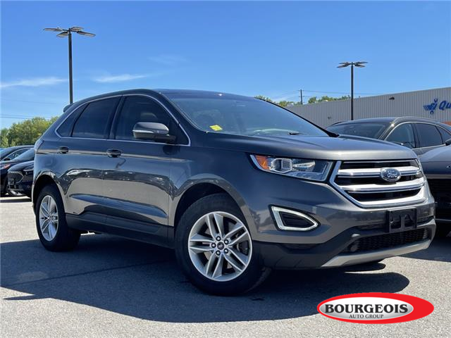 2017 Ford Edge SEL (Stk: 0312PT) in Midland - Image 1 of 4