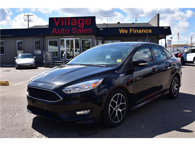 2015 Ford Focus SE (Stk: P35390) in Saskatoon - Image 1 of 22