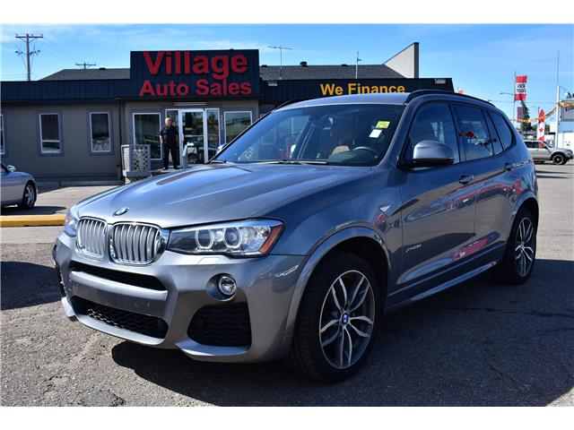 2016 BMW X3 xDrive28d (Stk: P35342) in Saskatoon - Image 1 of 24