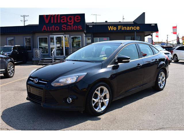 2013 Ford Focus Titanium (Stk: P35396) in Saskatoon - Image 1 of 25
