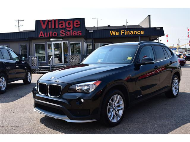 2015 BMW X1 xDrive35i (Stk: P35413) in Saskatoon - Image 1 of 23