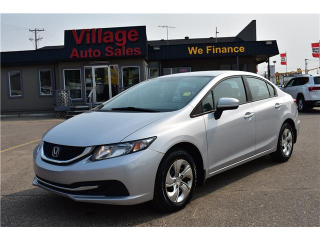 2015 Honda Civic LX (Stk: P35432) in Saskatoon - Image 1 of 22