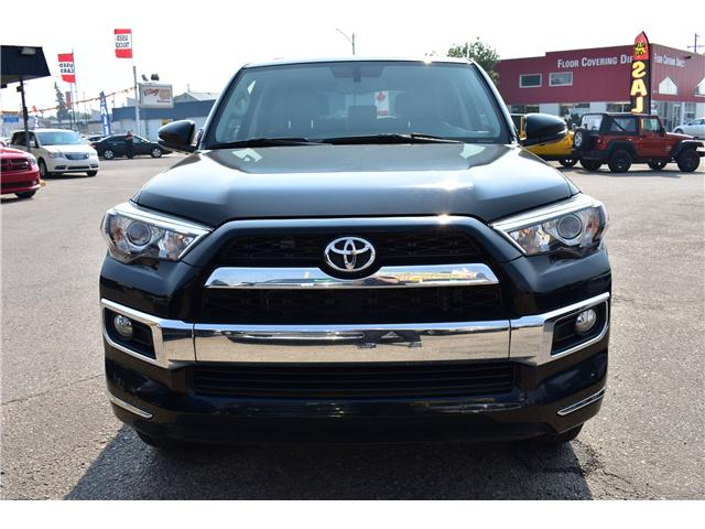 2016 Toyota 4Runner  (Stk: KONG1) in Saskatoon - Image 2 of 25