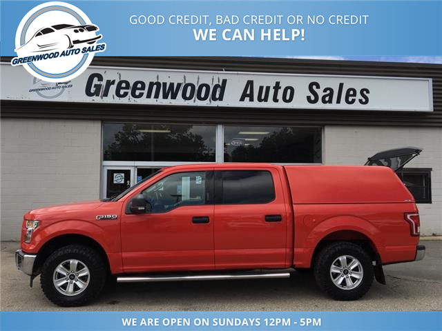 2017 Ford F-150 XLT (Stk: 17-98527) in Greenwood - Image 1 of 20