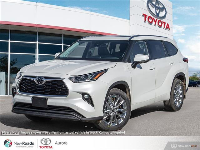 2021 Toyota Highlander Limited (Stk: 32668) in Aurora - Image 1 of 23