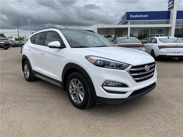 2018 Hyundai Tucson Luxury 2.0L (Stk: B7901A) in Saskatoon - Image 1 of 13