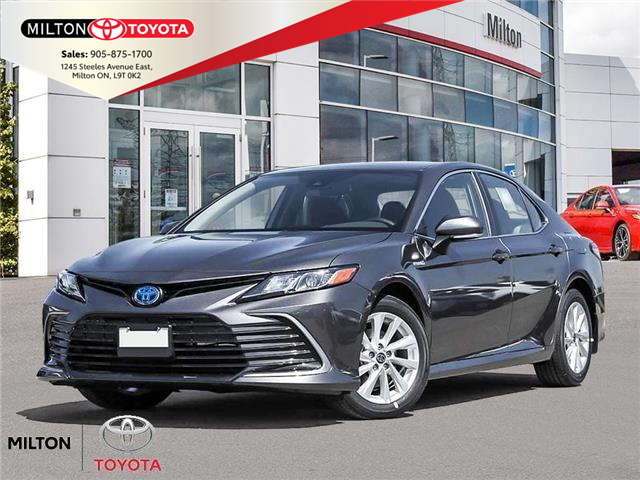 2021 Toyota Camry Hybrid LE (Stk: 558880) in Milton - Image 1 of 23