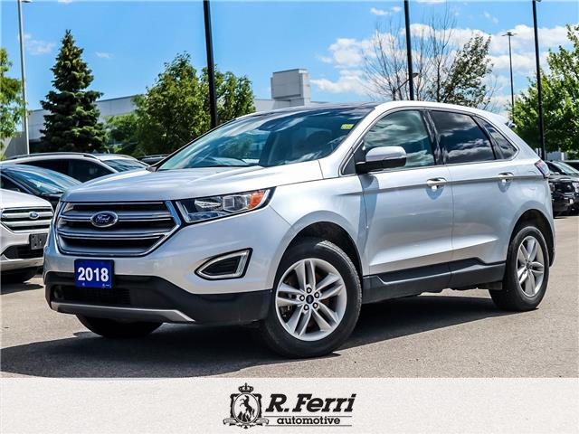 2018 Ford Edge SEL (Stk: P8281) in Woodbridge - Image 1 of 29