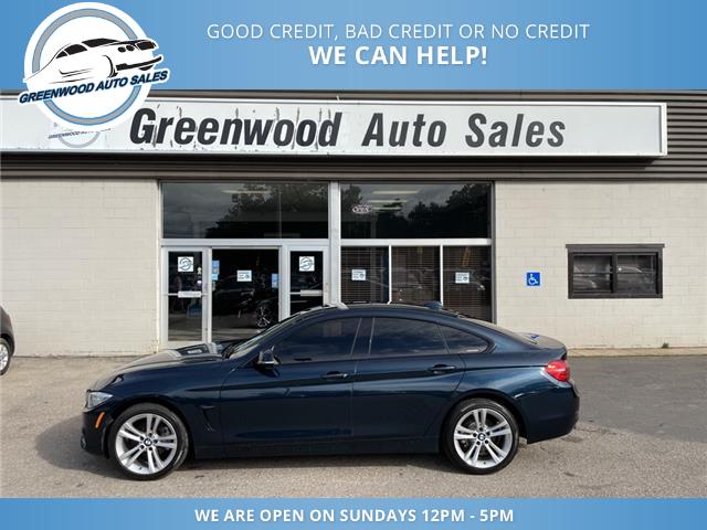 2015 BMW 428i xDrive Gran Coupe (Stk: 15-15664) in Greenwood - Image 1 of 23
