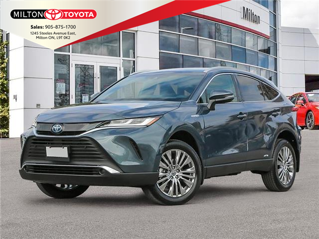 2021 Toyota Venza XLE (Stk: 053916) in Milton - Image 1 of 23