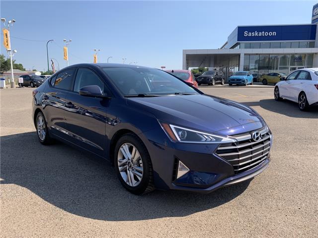 2019 Hyundai Elantra Preferred (Stk: B7949A) in Saskatoon - Image 1 of 12