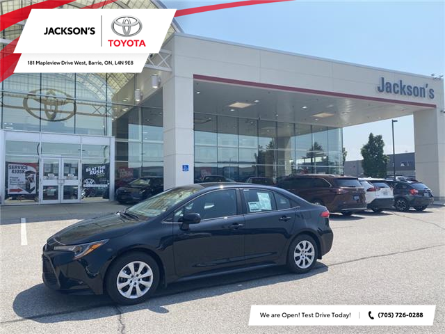 2021 Toyota Corolla LE (Stk: 17079) in Barrie - Image 1 of 9