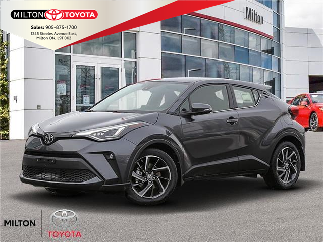 2021 Toyota C-HR Limited (Stk: 123719) in Milton - Image 1 of 11