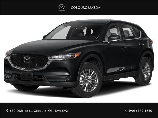 2021 Mazda CX-5 Kuro Edition (Stk: 21270) in Cobourg - Image 1 of 9