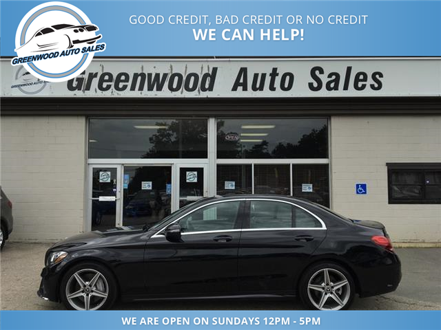 2017 Mercedes-Benz C-Class Base (Stk: 17-14778) in Greenwood - Image 1 of 19