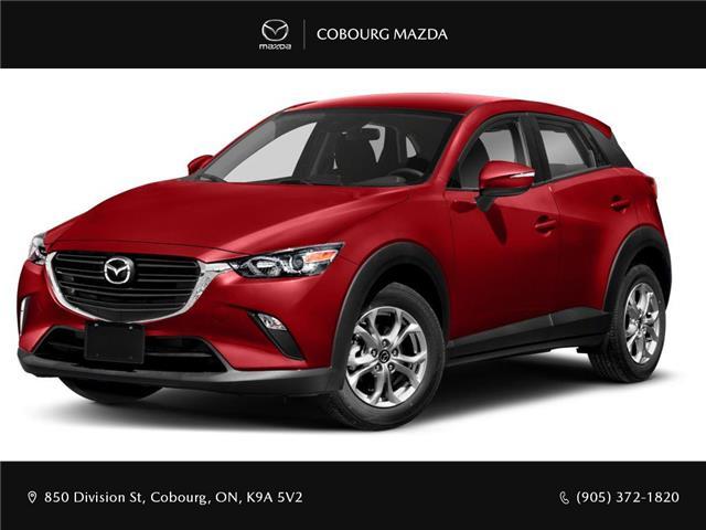 2021 Mazda CX-3 GS (Stk: 21278) in Cobourg - Image 1 of 9