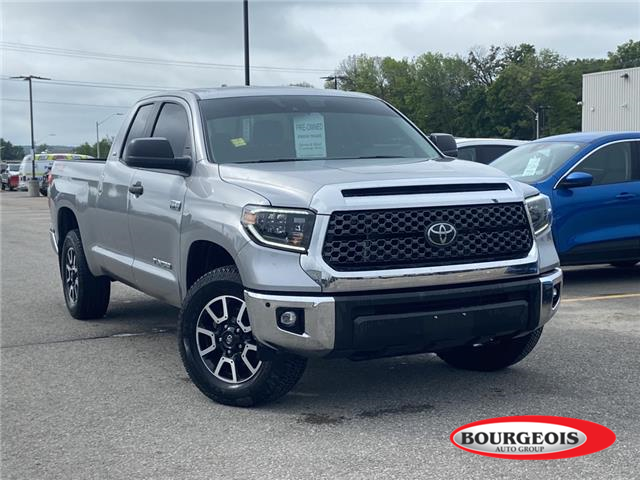 2020 Toyota Tundra Base (Stk: 21T480A) in Midland - Image 1 of 11