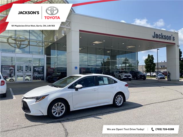 2021 Toyota Corolla LE (Stk: 11139A) in Barrie - Image 1 of 11