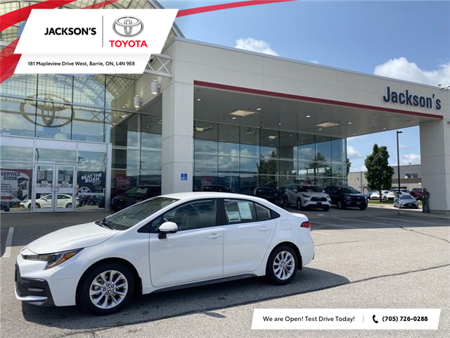 2021 Toyota Corolla SE (Stk: 12810A) in Barrie - Image 1 of 10