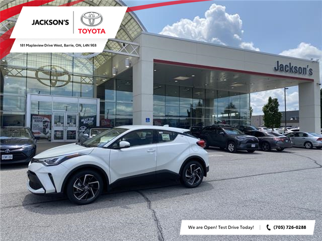 2021 Toyota C-HR Limited (Stk: 13552) in Barrie - Image 1 of 7
