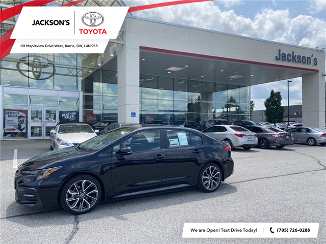 2021 Toyota Corolla SE (Stk: 13813A) in Barrie - Image 1 of 11