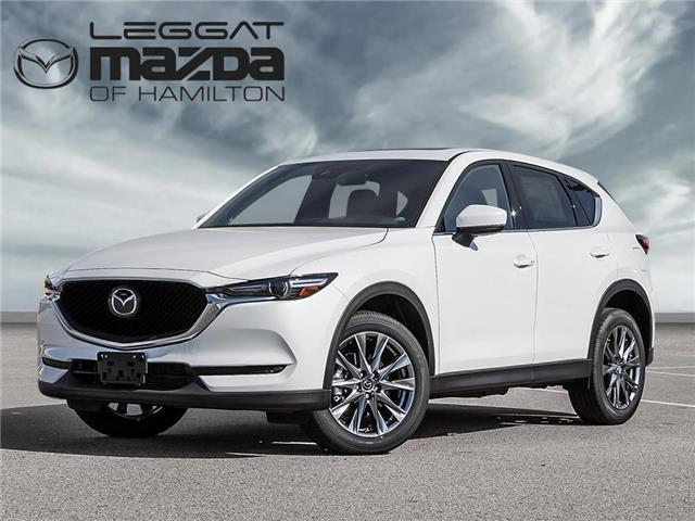 2021 Mazda CX-5 Signature (Stk: HN3299) in Hamilton - Image 1 of 23