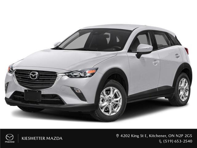 2021 Mazda CX-3 GS (Stk: 37667) in Kitchener - Image 1 of 9