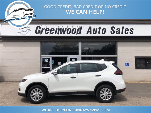 2018 Nissan Rogue S (Stk: 18-51096) in Greenwood - Image 1 of 17
