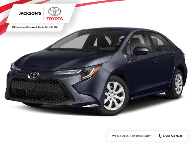 2021 Toyota Corolla LE (Stk: 16873) in Barrie - Image 1 of 9