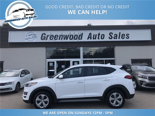 2019 Hyundai Tucson Essential w/Safety Package (Stk: 19-31329) in Greenwood - Image 1 of 20