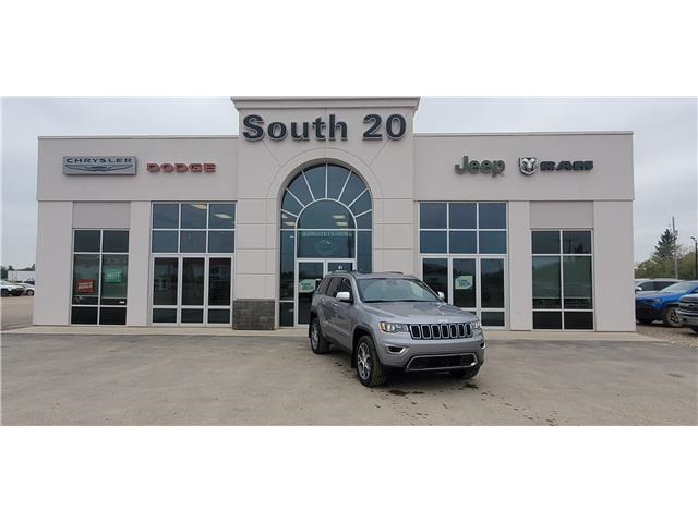 2021 Jeep Grand Cherokee Limited (Stk: 41057) in Humboldt - Image 1 of 15