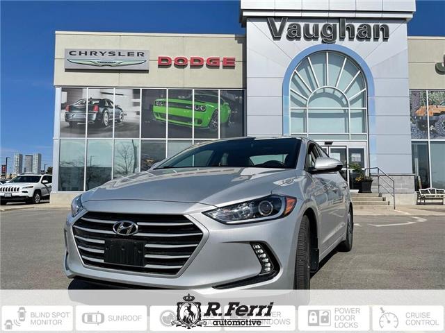 2018 Hyundai Elantra GLS (Stk: 211213A) in Woodbridge - Image 1 of 30