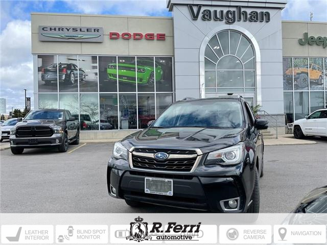 2017 Subaru Forester 2.0XT Touring (Stk: HH579000) in Woodbridge - Image 1 of 30