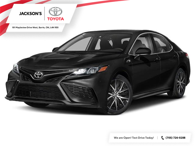 2021 Toyota Camry SE (Stk: 13530) in Barrie - Image 1 of 9