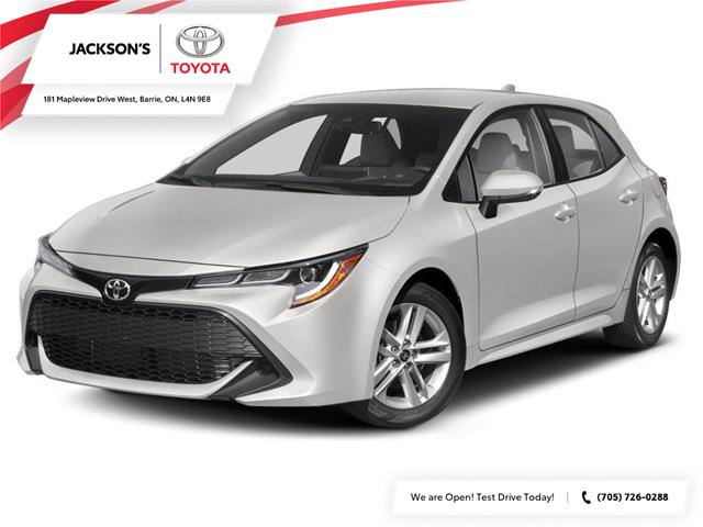 2021 Toyota Corolla Hatchback Base (Stk: 13384) in Barrie - Image 1 of 9