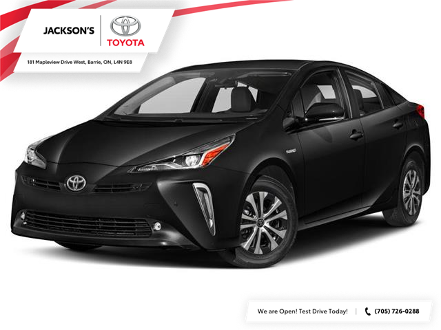 2022 Toyota Prius Technology (Stk: 11401) in Barrie - Image 1 of 9