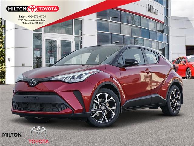 2021 Toyota C-HR XLE Premium (Stk: 125382) in Milton - Image 1 of 11