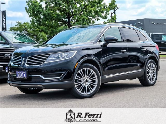 2017 Lincoln MKX Reserve (Stk: P8252) in Woodbridge - Image 1 of 30