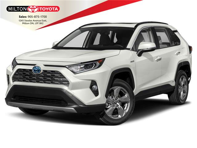 2021 Toyota RAV4 Hybrid Limited (Stk: 122364) in Milton - Image 1 of 9