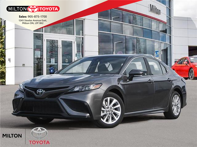 2021 Toyota Camry SE (Stk: 043490) in Milton - Image 1 of 23