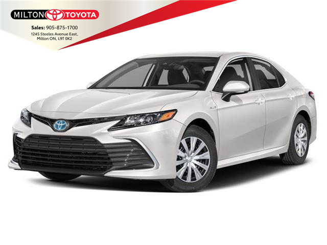 2021 Toyota Camry Hybrid LE (Stk: 559194) in Milton - Image 1 of 9