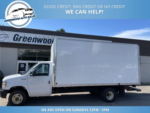 2019 Ford E-450 Cutaway Base (Stk: 19-38205) in Greenwood - Image 1 of 12
