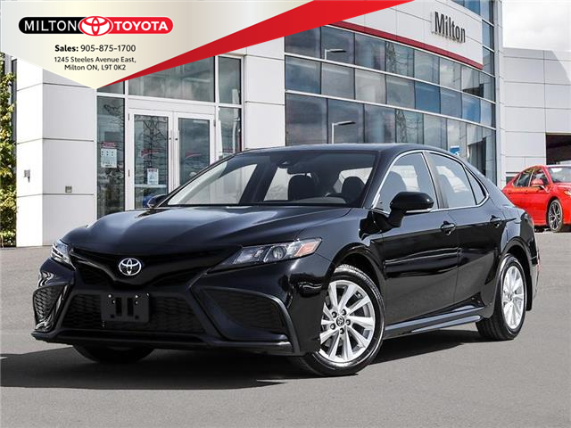 2021 Toyota Camry SE (Stk: 043620A) in Milton - Image 1 of 23