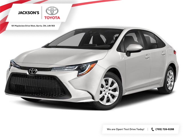 2021 Toyota Corolla LE (Stk: 18658) in Barrie - Image 1 of 9