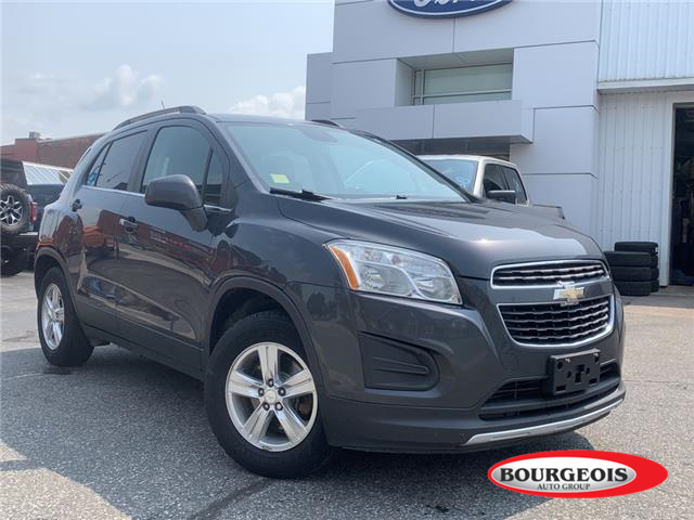 2015 Chevrolet Trax 2LT (Stk: OP2130) in Parry Sound - Image 1 of 19