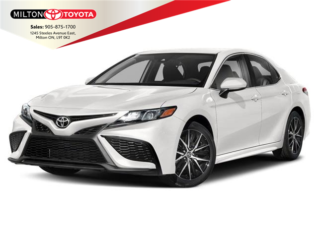 2021 Toyota Camry SE (Stk: 606238) in Milton - Image 1 of 9